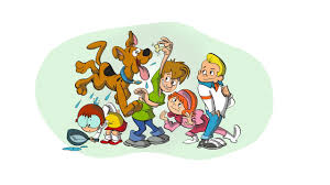 a pup named scooby doo tv time a pup named scooby doo tvshow time