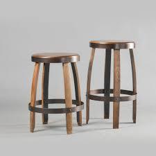 bar stools ky oak bourbon barrel furniture