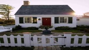 small colonial house colonial style tiny house youtube