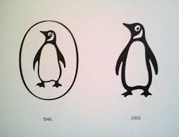 beautiful penguin logo designs