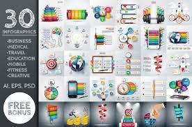 business infographic templates freebie best psd freebies