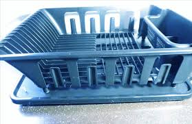 Dishes Rack Drainer How To Slope Your Dish Rack Pan For Perfect Draining