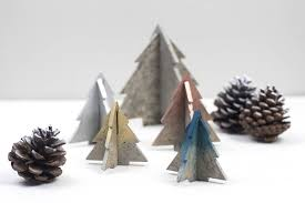 colour block 3d christmas tree by bells and whistles make