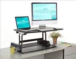 is a height adjustable desk comfortable