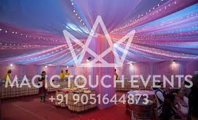 magic touch events wedding planner in kolkata weddingz