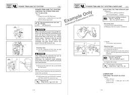1999 yamaha exciter single 135 u0026 twin 270 jet boat service manual