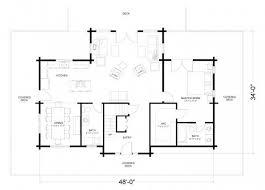 Timber Home Floor Plans Ashton Home Plan By Big Foot Log U0026 Timber Homes