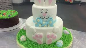 Decorated Easter Bunny Cakes by Easter Bunny Cake Recipe Buddy Valastro Recipe Abc News