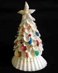 nautical christmas decorations seashell christmas decorations