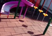 playground u0026 patio tiles from recycled rubber eco mart eco rubber