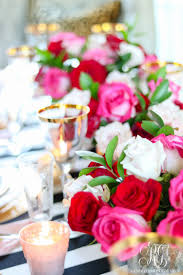 Valentine S Day Table Decorations by Chic Galentine U0027s Day Table For Valentine U0027s Day Randi Garrett Design
