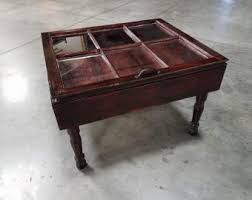 End Table Storage On Sale End Tables Rustic End Tables Shadow Box Tables