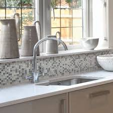 Tile For Backsplash In Kitchen by Best 25 Sticky Tile Ideas Only On Pinterest Best Kitchen Sinks