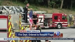 American Flag On Truck American Flag 6abc Com