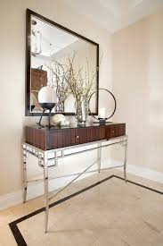 Contemporary Entryway Table Foyer Modern Entry Toronto By Jackie Glass Inc