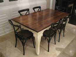 Refinishing Wood Dining Table Dining Room Table Refinishing Image Gallery Photos On Refinishing