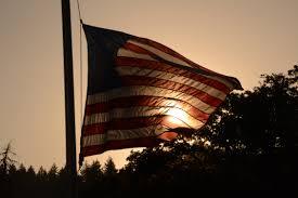 American Flag Sunset Flag American Flag Sunlight Wallpapers Hd Desktop And Mobile