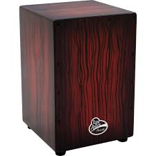 meinl mini cajon with birch frontplate light brown lp aspire accents cajon same one i have but it s blue music