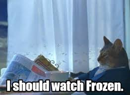 Frozen Movie Memes - seeing all the frozen memes comics