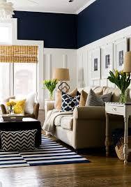 Blue Living Room Decor Navy Blue Living Room Decor