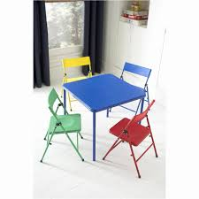 cosco products 5 piece folding table and chair set black 49 kids folding table and chairs set kids table and chairs set naya