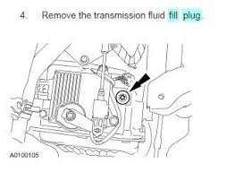 2006 ford explorer transmission fluid change how to add transmission fluid in a 2007 ford freestyle fixya