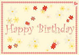 birthday card greeting best happy birthday card free free