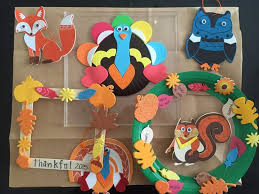 80 adorable thanksgiving crafts for preschool that would woo