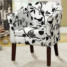 Patterned Slipcovers For Chairs Floral Armchairs Foter