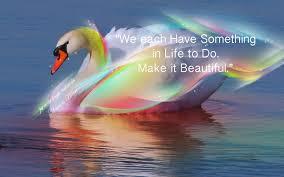 pamela leigh richards swan rainbow pamela quote