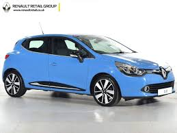nearly new renault for sale clio dci 90 dynamique s auto blue