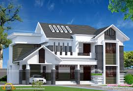 contemporary style kerala home design house plan 2800 sq ft modern kerala home kerala home design and