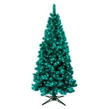 pre lit artificial christmas tree target