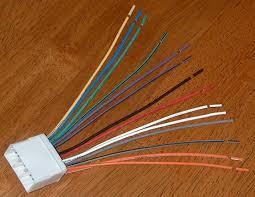radio wiring adapter harness for subaru impreza wrx sti forester