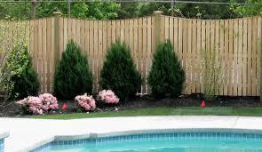 fence wonderful baby pool fence wrought iron fence ideas of