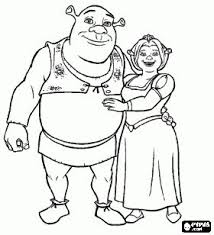 smartness design shrek outline how to draw with pictures wikihow