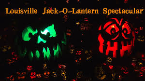 louisville jack o lantern spectacular youtube