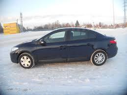 renault sedan fluence купить рено флуенс 2010 в омске бензин коробка автомат синий с