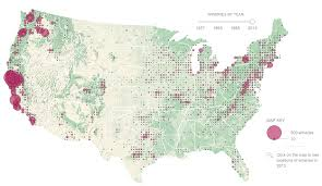 Washington Wineries Map by A Nation Of Wineries Interactive Map Nytimes Com