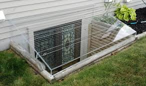 window well covers u2013 types materials advantages and disadvantages