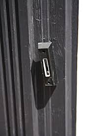 Exterior Door Bells Ding Dong The Bell Is Dead Bower Power