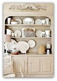 Cottage Kitchen Hutch 171 Best Painted Hutch Images On Pinterest Painted Hutch