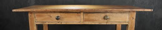 two drawer pine farmhouse kitchen table gilboy s letterbox pine kitchen table 0537