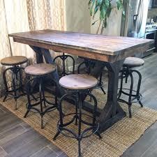 Patio Bar Height Tables Outdoor Bar Sets Cheap Portable Outdoor Bar Pub Style Table Patio