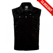 motorcycle riding vest denim vests denim motorcycle vests jafrum