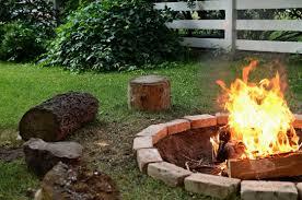 Backyard Fire Pit Design Ideas by 58 Outdoor Fire Pit How To Build An Outdoor Fire Pit Nswpeace Org
