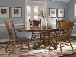 28 oval dining room table sets 7 pc oval dinette dining