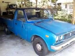 1978 toyota truck 1978 toyota hilux carb problems part 2