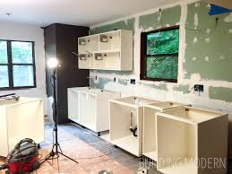 installing kitchen cabinets cost home depot yourself new