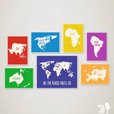 World Map For Kids World Map For Kids Playroom Decor Large Maps Of The World